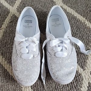 Keds Kate Spade bridal shoes